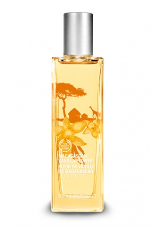 Madagascan Vanilla Flower The Body Shop pour femme