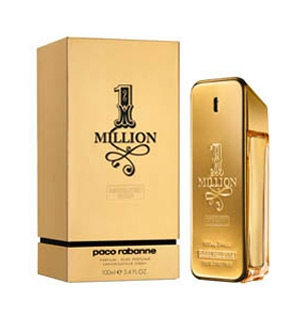 1 million absolutely gold paco rabanne cologne a. Black Bedroom Furniture Sets. Home Design Ideas