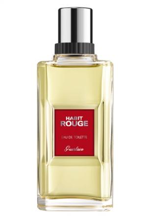 Habit Rouge Eau de Toilette di Guerlain da uomo