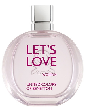 Let's Love Benetton for women