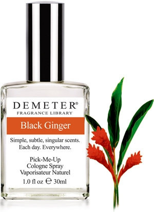 Black Ginger Demeter Fragrance para Hombres y Mujeres