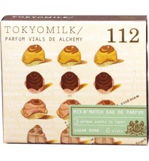 Sugar Bomb 112 Tokyo Milk Parfumarie Curiosite de dama