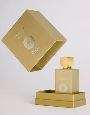 Gold Undergreen für Frauen und Männer