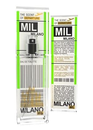 Milano MIL The Scent of Departure für Frauen und Männer