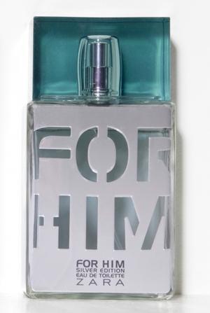 Zara for Him Silver Zara für Männer
