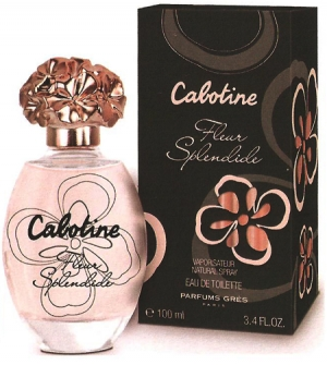 Cabotine Fleur Splendide Gres pour femme