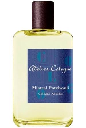Парфюм Mistral Patchouli Atelier Cologne для мужчин и женщин