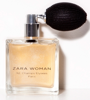 Paris Nº92 Champs Elysees Zara für Frauen