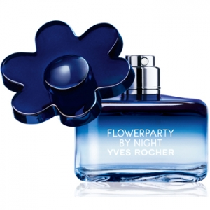 Flowerparty by Night Yves Rocher for women