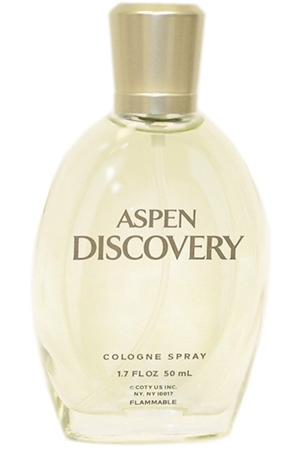 Aspen Discovery Coty pour homme