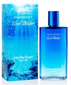Cool Water Into The Ocean for Men Davidoff para Hombres