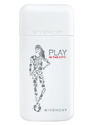 Play in the City for Her Givenchy de dama