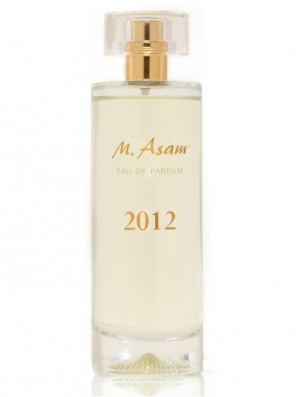 2012 Eau de Parfum M. Asam de dama