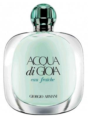 Acqua Di Gioia Eau Fraiche Giorgio Armani de dama