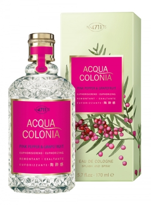 4711 Acqua Colonia Pink Pepper & Grapefruit Maurer & Wirtz للرجال و النساء