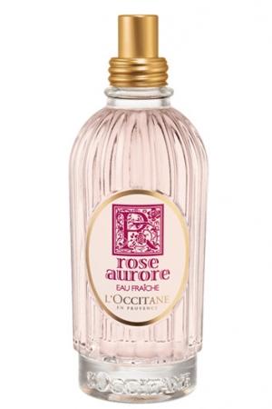 Rose Aurore Eau Fraiche L`Occitane en Provence de dama