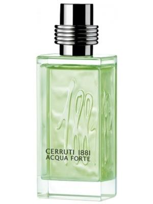 Туалетная вода 1881 Acqua Forte Cerruti для мужчин