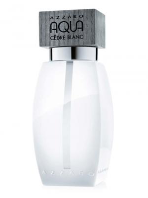Aqua Cèdre Blanc Azzaro de barbati