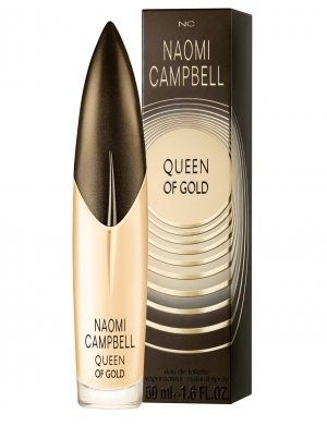 Queen of Gold Naomi Campbell de dama