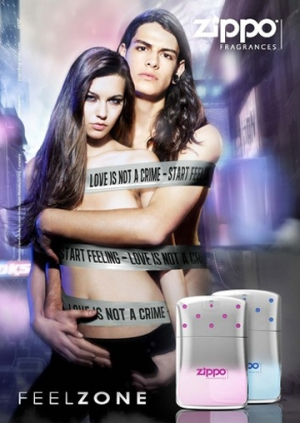 Zippo Feelzone for Her Zippo Fragrances dla kobiet