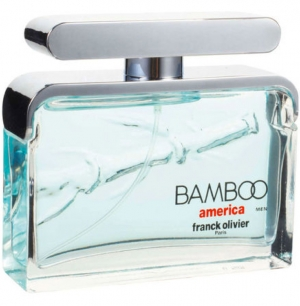 Bamboo America Franck Olivier pour homme