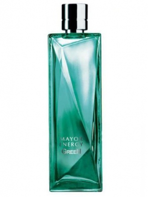 Mayor Energy Green Novaya Zarya pour homme