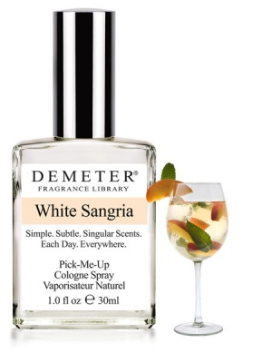 White Sangria Demeter Fragrance für Frauen und Männer