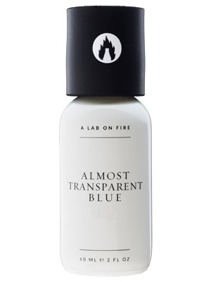 Almost Transparent Blue A Lab on Fire unisex
