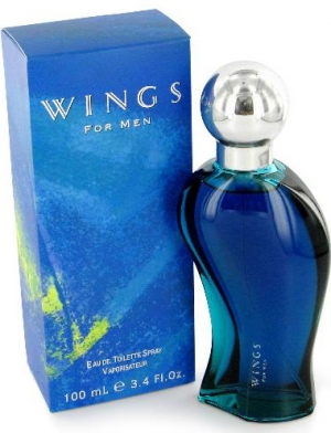 Wings for Men Giorgio Beverly Hills для чоловіків