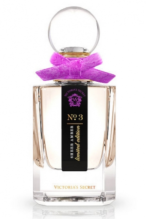 No3 Sheer Amber di Victoria`s Secret da donna