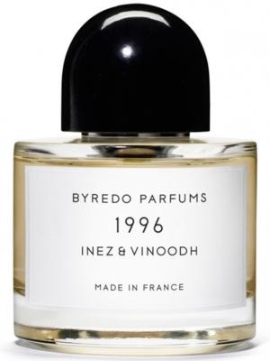 1996 Inez & Vinoodh Byredo для мужчин и женщин