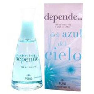 Depende Del Azul Del Cielo Antonio Puig de dama