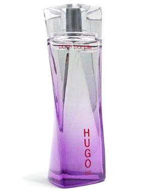 Pure Purple Hugo Boss de dama