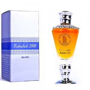 Mukhallath 2000 Silver Al Haramain Perfumes de barbati