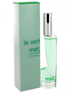 Mat Le Vert Masaki Matsushima para Hombres y Mujeres