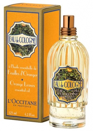 Orange Leaves Eau de Cologne L`Occitane en Provence Compartilhável