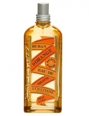 Ruban d'Orange L`Occitane en Provence Compartilhável