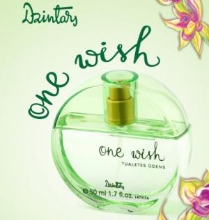 One Wish Dzintars de dama