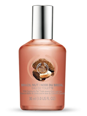 Brazil Nut The Body Shop für Frauen