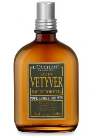 Eau de Vétyver L`Occitane en Provence для мужчин