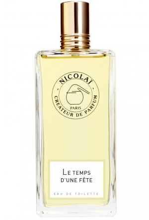 Le Temps d'une Fête Nicolai Parfumeur Createur للنساء