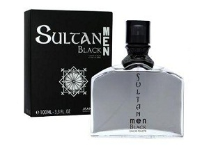 Sultane Black Men Jeanne Arthes de barbati