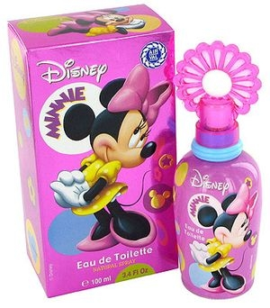 Disney Minnie 2005 Air-Val International Feminino