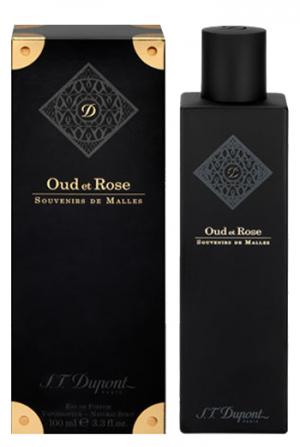 Dupont Oud et Rose S.T. Dupont für Frauen und Männer