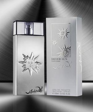 Silver Sun Salvador Dali para Hombres