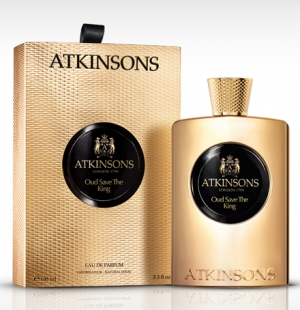 Oud Save The King Atkinsons unisex