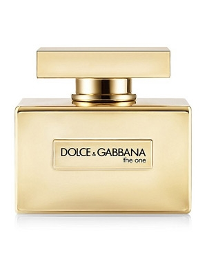 The One Gold Limited Edition Dolce&Gabbana de dama