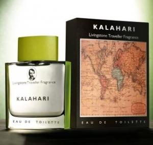 Livingstone Traveller Fragrance - Kalahari Promoparf Exclusive для мужчин