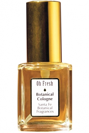 Oh Fresh! Santa Fe Botanical Natural Fragrance Collection unisex