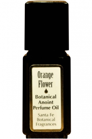 Orange Flower Anoint Santa Fe Botanical Natural Fragrance Collection unisex